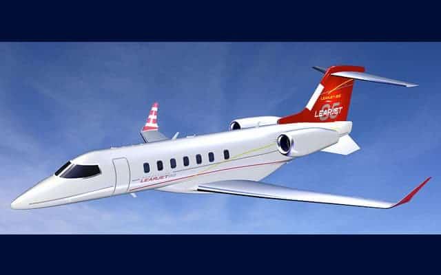 Bombardier Learjet 85 price