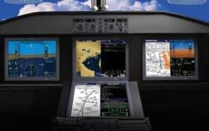 Bombardier Learjet 85 cockpit