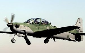 Embraer Super Tucano landing gear