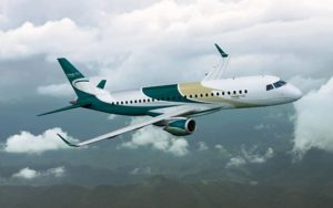 Embraer Lineage 1000 - Photo 4
