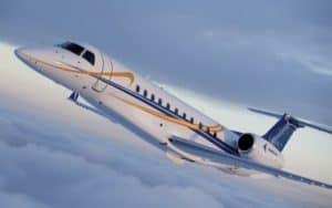Embraer Legacy 600 midair
