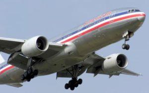 Boeing 777-200ER american