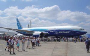 Boeing 777 200LR public